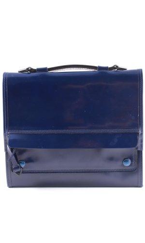 Kenzo Laptoptas blauw zakelijke stijl