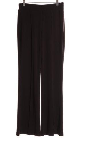 Kim & Co Pantalón elástico negro estilo «business»