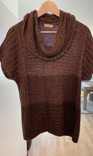Bonita Sweater met korte mouwen lila