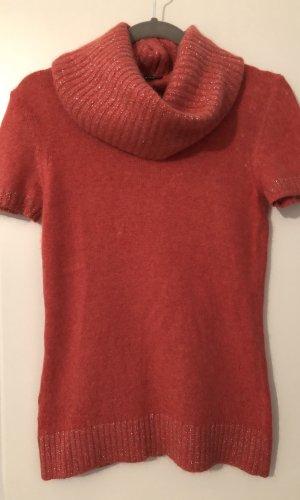Motivi Sweater met korte mouwen magenta