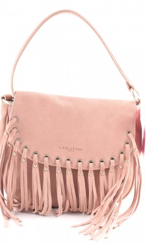 LANCASTER Fringed Bag rose-gold-coloured casual look