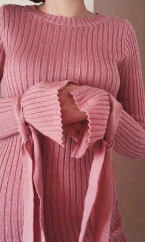 Asos Sweaterjurk roze