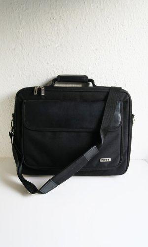 Laptoptas zwart