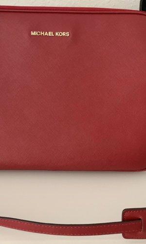 Michael Kors Laptoptas rood-goud
