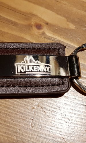 Key Chain multicolored leather