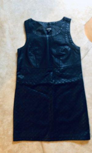 Topshop Mini Dress black