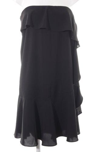 Liberty Volanten rok zwart elegant