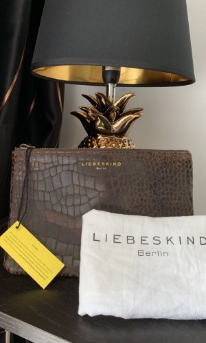 Liebeskind Clutch multicolored leather