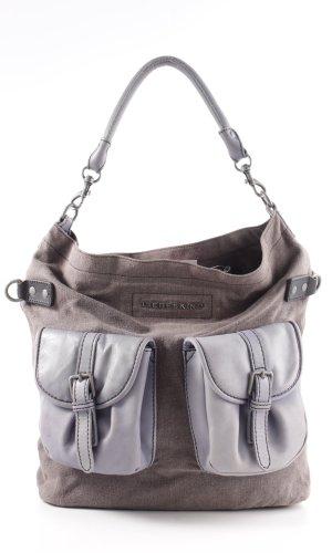 Liebeskind Handbag natural white-light grey casual look