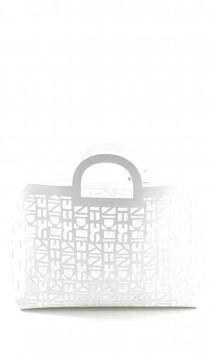 Liebeskind Basket Bag white casual look