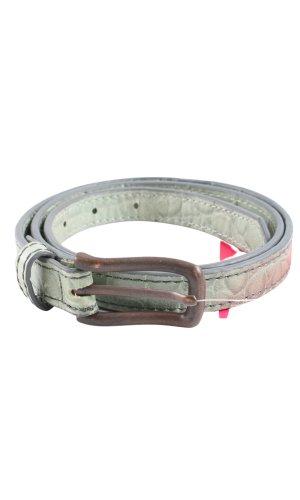 Liebeskind Leather Belt khaki casual look