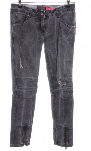 Liebeskind Pantalón elástico gris claro look casual