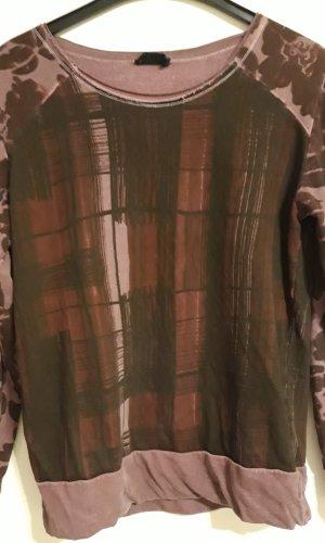 Liebeskind Suéter negro-púrpura