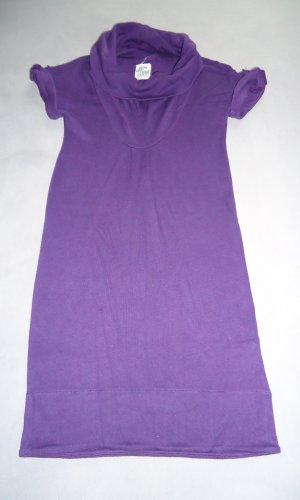 Zara Sweaterjurk lila