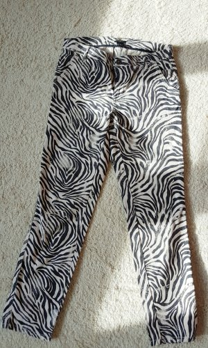 LINDEX Animal Print Chino