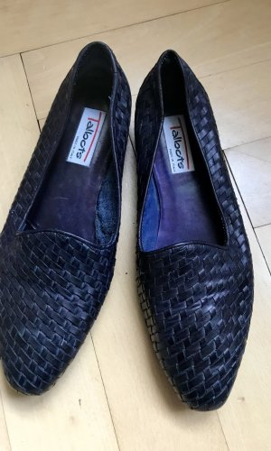 Talbots Moccasins blue-dark blue