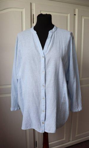 Lockere Oversize Bluse von Zara Größe XS S Streifen