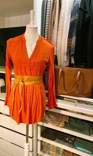 edc by Esprit Lange blouse licht Oranje-oranje