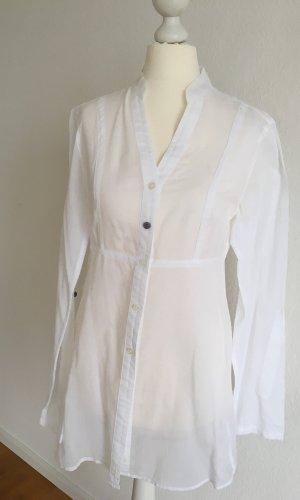 Tom Tailor Denim Lange blouse wit