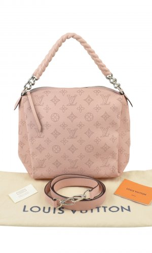 Louis Vuitton Babylone Chain BB Rosa @mylovelyboutique.com