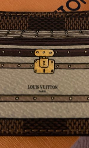 Louis Vuitton Key Chain multicolored mixture fibre