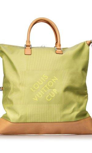 Louis Vuitton Damier Geant Americas Cup Cube Travel bag
