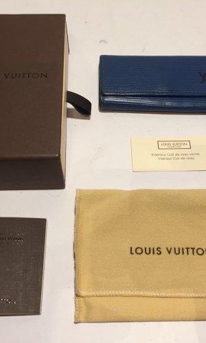 Louis Vuitton Key Case dark blue