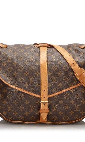 Louis Vuitton Monogram Saumur 35