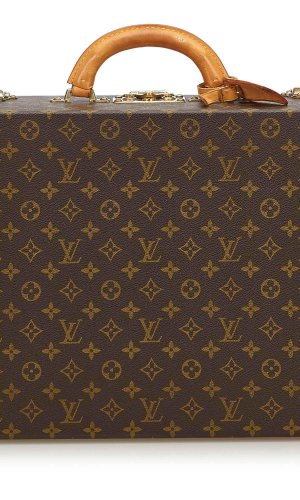 Louis Vuitton Monogram Super President Trunk