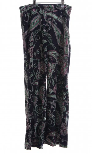 LTB Stoffhose Allover-Druck Casual-Look