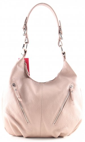 Luisa Vannini Shoulder Bag pink casual look