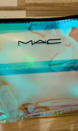 Mac Riñonera azul claro-rosa