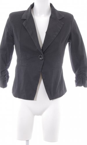 Made in Italy Smoking-Blazer schwarz Elegant
