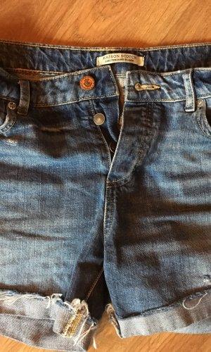 Maison Scotch Gr. 27 Shorts Boyfriend Cut