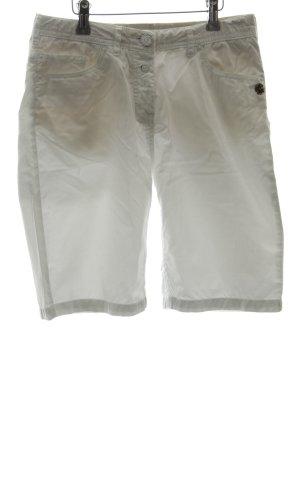 Maison Scotch Shorts weiß Casual-Look