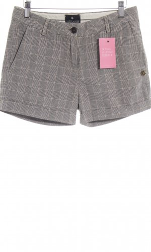 Maison Scotch Shorts Karomuster Casual-Look