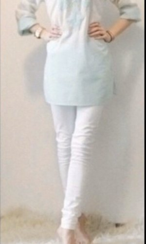 Malvin Lange blouse veelkleurig