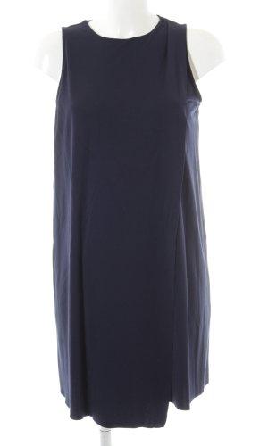 Mango A-Linien Kleid dunkelblau Casual-Look