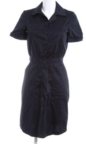 Mango Suit Robe chemise bleu style décontracté
