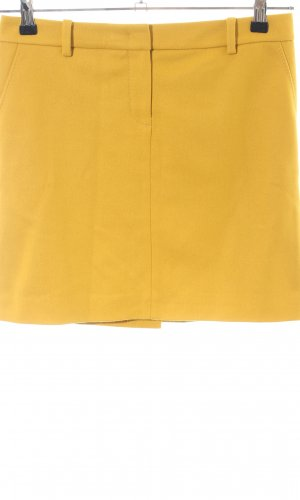 Marc O'Polo Wollen rok licht Oranje elegant