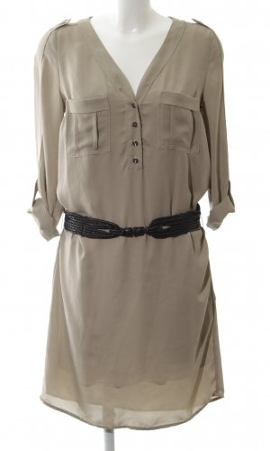 Max & Co. Robe chemise brun style décontracté