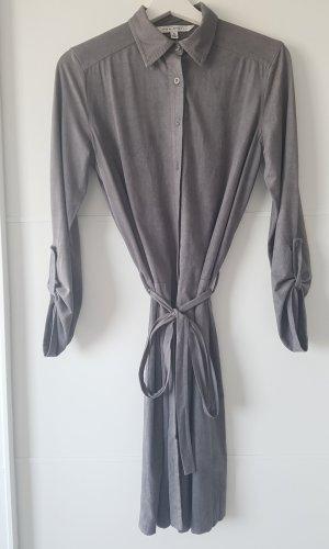 MaxStudio Robe chemise gris