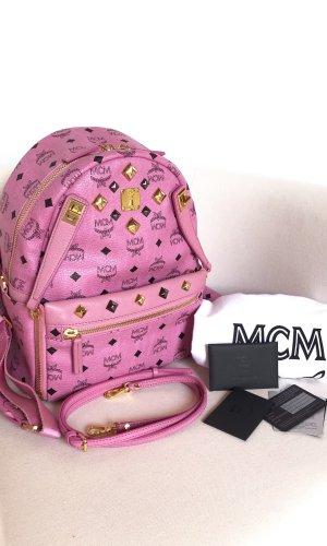 MCM Sac à dos pour ordinateur portable multicolore