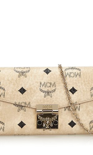 MCM Visetos Patricia Wallet on Chain