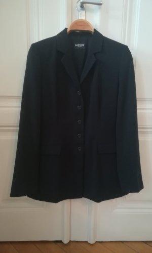 Mexx Lange blazer zwart Polyester