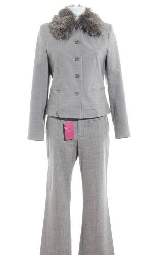 Mexx Traje de pantalón gris claro estilo «business»