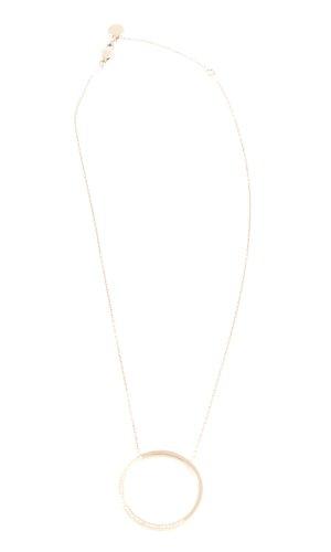 Michael Kors Collar color oro look casual
