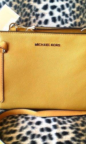 Michael Kors Traditional Bag light orange