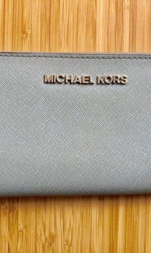 Michael Kors Portemonnaie neuwertig hellblau