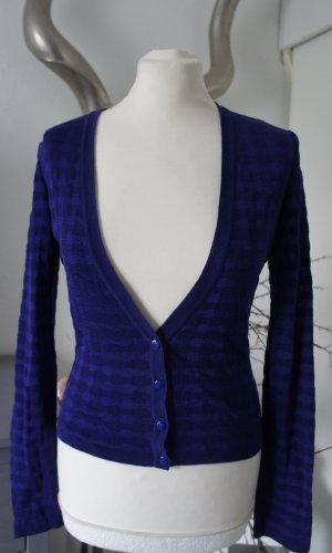 MISSONI Pullover Größe S Pullunder Strickjacke Blazer
